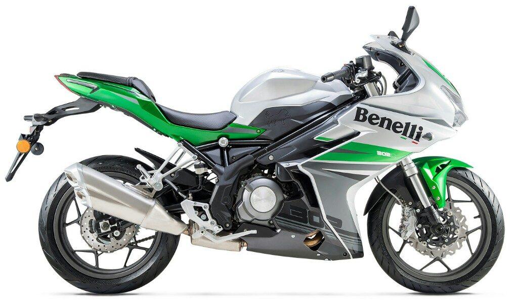 Benelli Tornado 302R