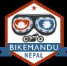 Bikemandunepal logo
