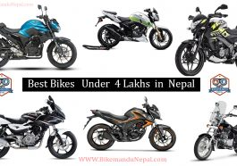 Bikes under 4 lakh in nepal