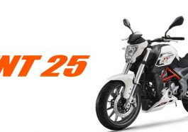 Benelli TNT 25