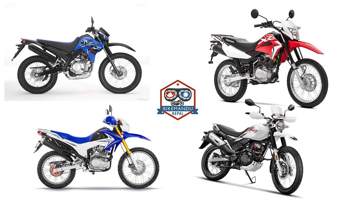 Some Of The Best Dirt Bikes Available In Nepal Bikemandu Nepal