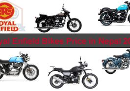Royal Enfield Bikes Price in Nepal