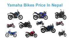 Yamaha Bikes Price in Nepal