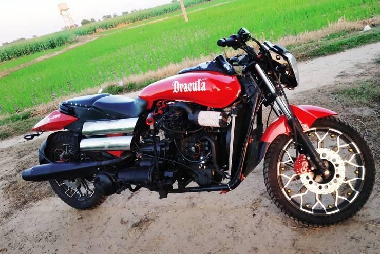 Dracula S 800