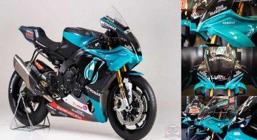 Yamaha YZF-R1 Petronas