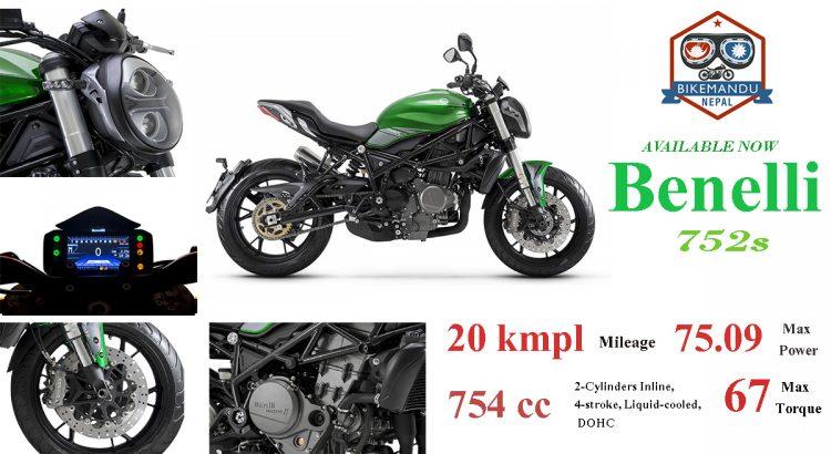 Benelli 752s
